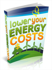Lower Your Energy Costs Private Label Rights