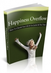Happiness Overflow Private Label Rights