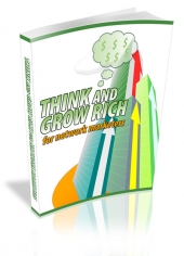Think And Grow Rich For Network Marketers Private Label Rights