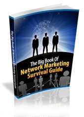 The Big Book Of Network Marketing Survival Guide Private Label Rights