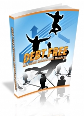 Debt Free Network Marketing Mindset Private Label Rights