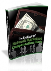 The Big Book Of Network Marketing Compensation Plans Private Label Rights