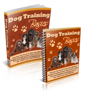 Dog Training Basics Private Label Rights