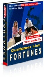 Your Guide To Customer List Fortunes Private Label Rights