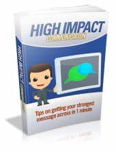 High Impact Communication Private Label Rights