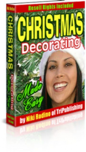 Christmas Decorating Made Easy