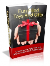 Fun-Filled Toys And Gifts Private Label Rights