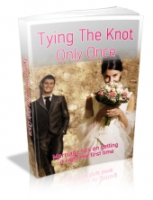 Tying The Knot Only Once Private Label Rights