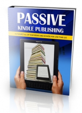 Passive Kindle Publishing Private Label Rights