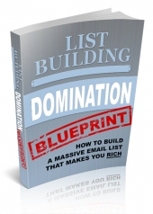 List Building Domination Blueprint Private Label Rights
