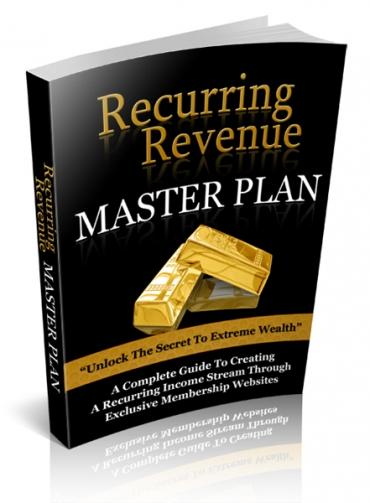 Recurring Revenue Master Plan