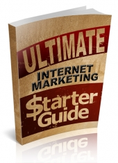 Ultimate Internet Marketing Starter Guide Private Label Rights