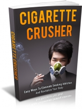 Cigarette Crusher Private Label Rights