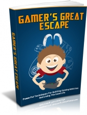 Gamer's Great Escape Private Label Rights