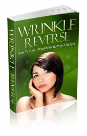 Wrinkle Reverse Private Label Rights
