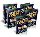 The Ultimate Making Money Online Crash Course Private Label Rights