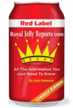 Red Label Royal Jelly Reports Private Label Rights