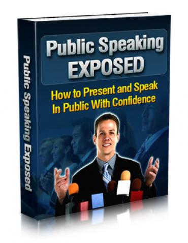 Public Speaking Exposed