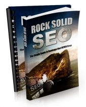 Rock Solid SEO Private Label Rights