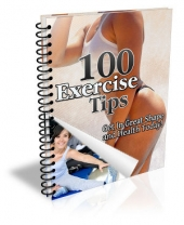 100 Exercise Tips Private Label Rights