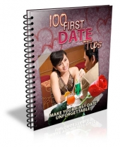 100 First Date Tips Private Label Rights