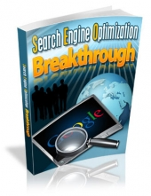 Search Engine Optimization Breakthrough Private Label Rights