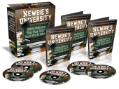 Newbies University Private Label Rights