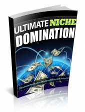Ultimate Niche Domination Private Label Rights