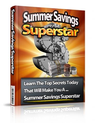 Summer Savings Superstar