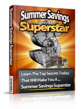 Summer Savings Superstar Private Label Rights