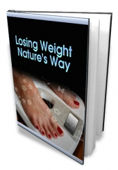 Losing Weight Nature's Way Private Label Rights