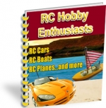 RC Hobby Enthusiasts Private Label Rights