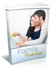 Family Finances Private Label Rights