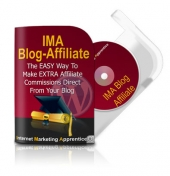 IMA Blog Affiliate Plugin Private Label Rights