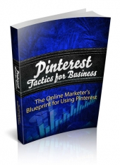 Pinterest Tacticts for Business Private Label Rights