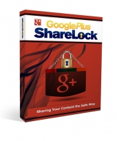 Google Plus ShareLock Private Label Rights