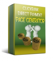 Clickbank Direct Payment Page Generator Private Label Rights