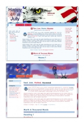 July 4th Templates Private Label Rights