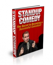 Stand-up Comedy - PLR Private Label Rights