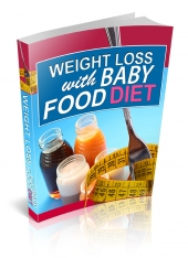 Weight Loss With Baby Food Diet Private Label Rights