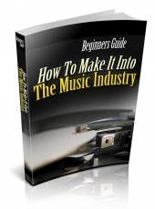 How To Make It Into The Music Industry Private Label Rights