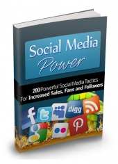 Social Media Power Private Label Rights
