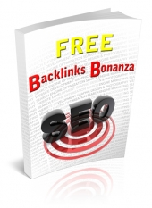 Free Backlinks Bonanza Private Label Rights
