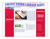 Labor Day Templates Private Label Rights