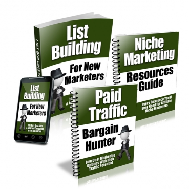 Newbie Marketers Starters Series