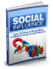 Social Influence Private Label Rights