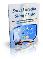 Social Media Sling Blade Private Label Rights
