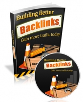 Building Better Backlinks Private Label Rights