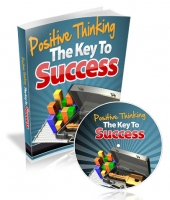 Positive Thinking - The Key to Success Private Label Rights