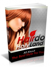 Hairdo Holy Land Private Label Rights